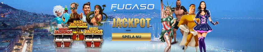 Hos Casino Napoli får du upp till 8 000 på din första insättning