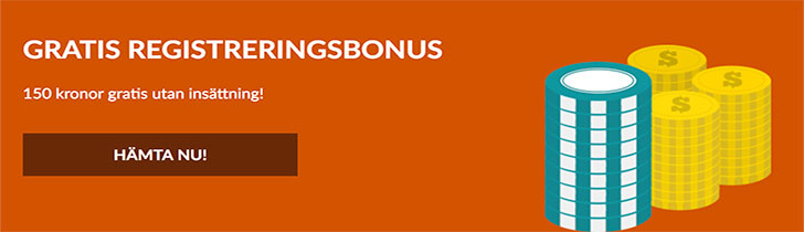 Casino Superlines no deposit bonus - hämta 150 kr gratis