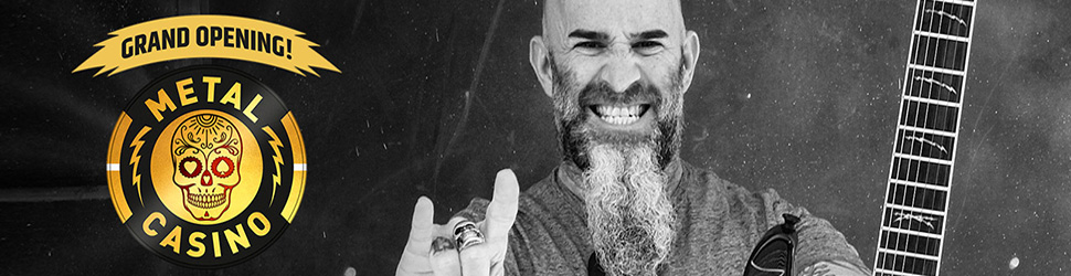 Metal Casino Scott Ian