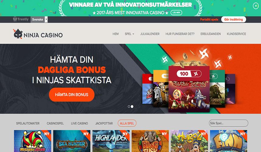 www.ninjacasino.com