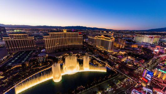 Las Vegas stänger ner i 30 dagar