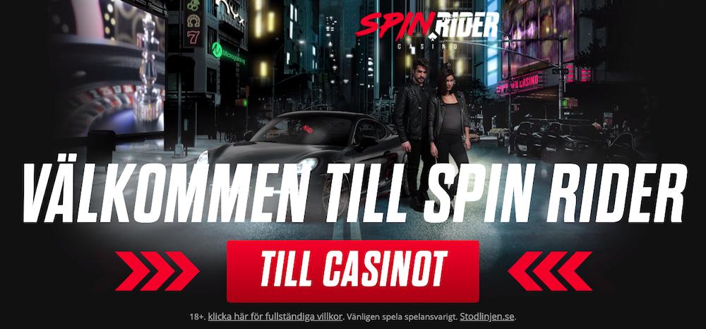 Spin Rider nätcasino